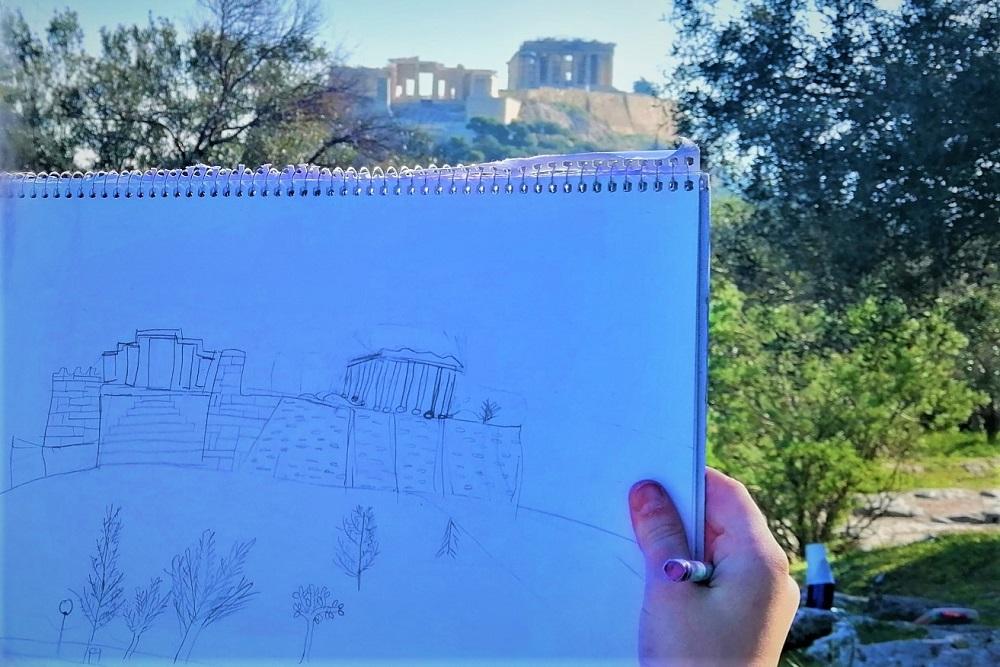 acropolis workshop families