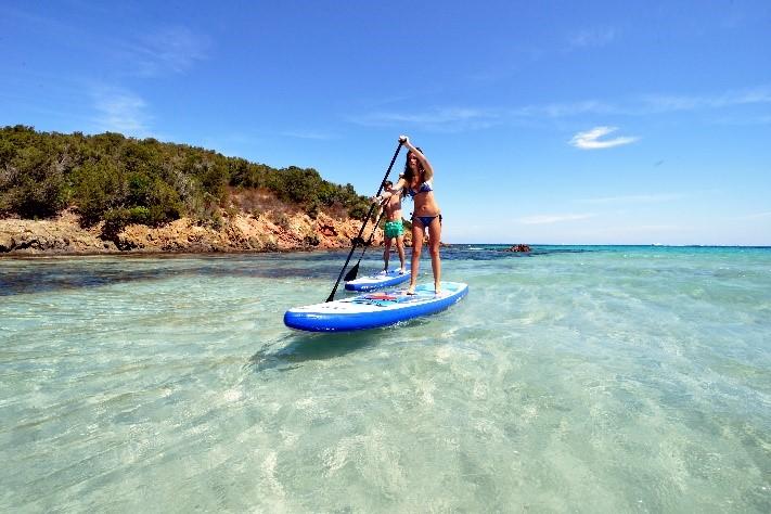 sup crete beach