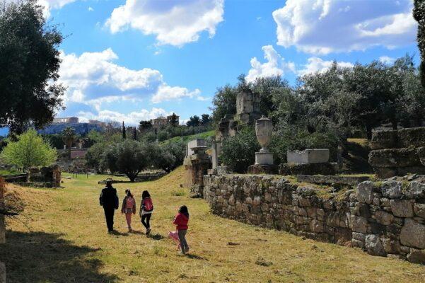 keramikos acropolis athens